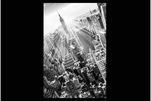 Фотокартина Город